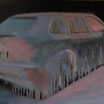2012 Bevroren auto