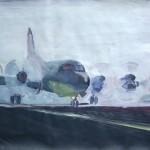 2009 Vliegtuig